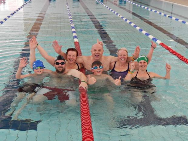 Smile of Arran Swimathon
