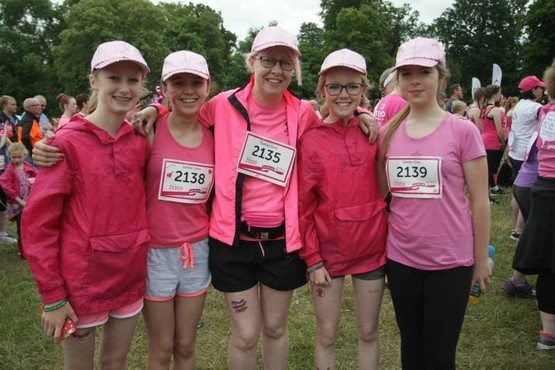 Teens race in memory of pal Arran