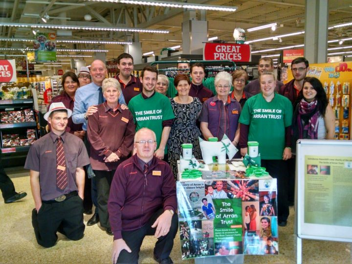 Sainsbury's Haverhill local charity partnership