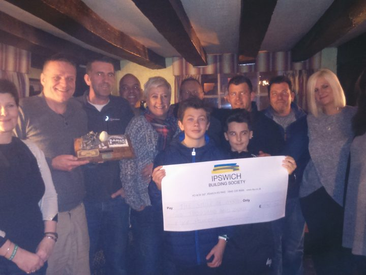 Waggon and Horses does it again for the Smileofarran