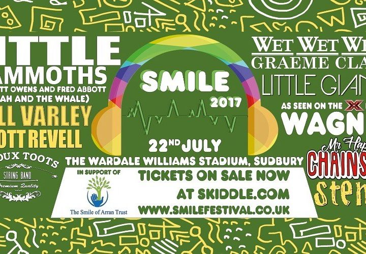 Announcing the first Smile Festival